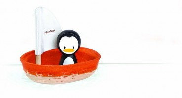 Segelboot Pinguin