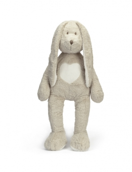 Teddy Cream Hase, XL, grau