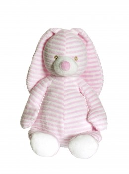 Cotton Cuties, Hase rosa, 27cm