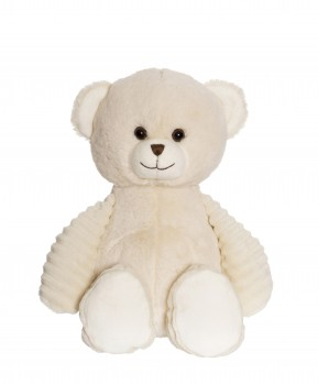 Teddy Totte groß, creme, 38cm