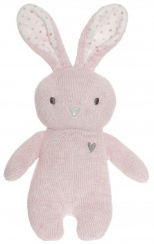 Cozy knits, Hase rosa, 20 cm