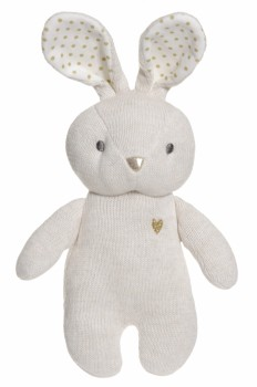 Cozy knits, Hase beige, 20 cm