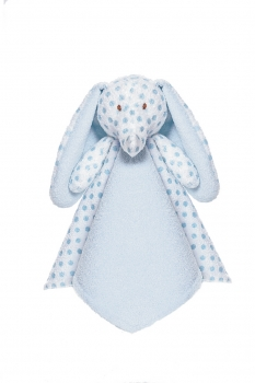 Teddy Baby Big Ears, Schmusetuch, Elefant35x35cm