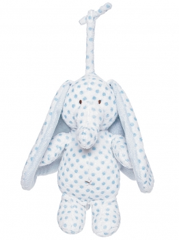 Teddy Baby Big Ears, Spieluhr, Elefant26cm