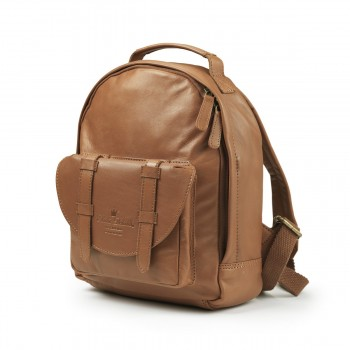 BackPack MINI - Chestnut leather new